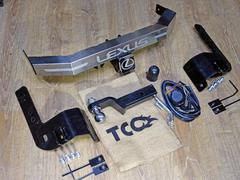 Фаркоп для Lexus LX 570 (2007 -) ТСС TCU00051