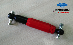 Амортизатор AL-KO красный Octagon Plus (2000-3500 кг)