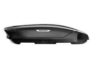 Автобокс Broomer Venture L (1870x890x400) 430 литров, черный