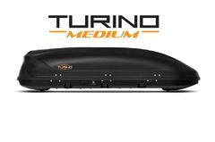 Автобокс Turino Medium (1910x790x460) 460 литров, черный шагрень