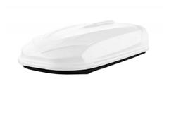 Автобокс YUAGO Optima 390 (1450x860x460) 390 литров, белый, матовый
