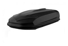 Автобокс YUAGO Optima 390 (1450x860x460) 390 литров, черный, матовый