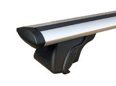 Багажник на рейлинги для Chery Tiggo T11 (2005 -) LUX Классик Трэвэл