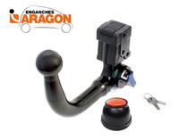 Фаркоп для Porsche Macan (2014 -) Aragon E0409AV