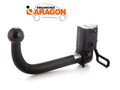 Фаркоп для Mazda 6 Седан, Универсал (2013 -) Aragon E4002CM