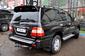 Фаркоп для Toyota Land Cruiser 100 (1998 - 2007) Baltex Y-08aNM