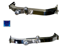 Фаркоп для Toyota Land Cruiser 100 (1998 - 2007) Baltex Y-08aNM