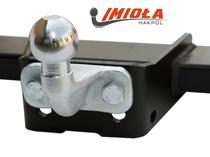 Фаркоп для Ford Ranger XL, XLT, Wildtrak, Limited (2012 -) Imiola E.050