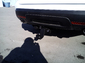 Фаркоп для Ford Explorer (2011 -) Imiola E.060