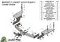 Фаркоп для Geely Emgrand X7 (2013 -) Лидер-Плюс G203-F
