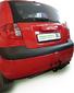 Фаркоп для Hyundai Getz (2002 - 2005) Лидер-Плюс H207-A