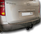 Фаркоп для Hyundai H1 (2008 -) Лидер-Плюс H214-A