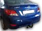Фаркоп для Hyundai Solaris Седан, Хэтчбэк (2010 -) Лидер-Плюс H219-A