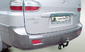 Фаркоп для Hyundai Starex (2004 - 2007) Лидер-Плюс H220-A