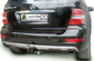 Фаркоп для Mercedes M Class W164 (2005 - 2012) Лидер-Плюс M205-A