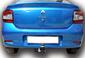 Фаркоп для Renault Logan II (2014 -) Лидер-Плюс R114-A