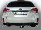 Фаркоп для Subaru Outback (2009 -) Лидер-Плюс S307-A