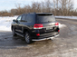 Фаркоп для Toyota Land Cruiser 200 Executive (2016 -) ТСС TCU00045