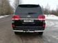 Фаркоп для Toyota Land Cruiser 200 Executive (2016 -) ТСС TCU00046