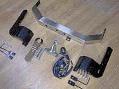 Фаркоп для Lexus LX 570 (2007 -) ТСС TCU00052