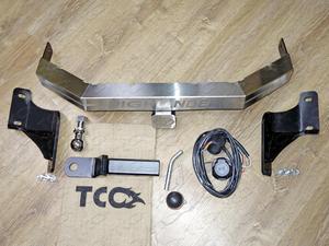 Фаркоп для Toyota Highlander (2017 -) ТСС TCU00060