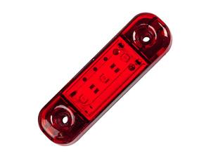Фонарь габаритный светодиодный Евросвет ГФ-22 LED Красный