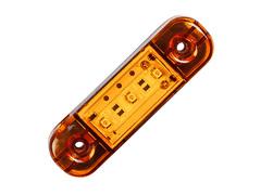 Фонарь габаритный светодиодный Евросвет ГФ-22 LED Оранжевый