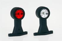 Фонарь контурный бело-красный Евросвет ГФ 3.3 LED1-20/21 (комплект)