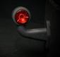 Фонарь контурный бело-красный Евросвет ГФ 3.6 LED1-20/21 (комплект)