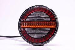 Фонарь задний светодиодный Fristom FT-213 LED DI (с динамическим поворотом)