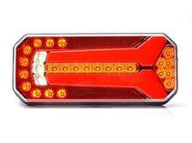 Фонарь задний светодиодный WAS W150 1111 L/P