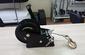 Лебедка ручная, барабанная 1100 кг (со стальным тросом)