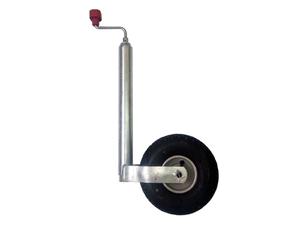 Опорное колесо в сборе D48 с пневмошиной AL-KO (250 кг)