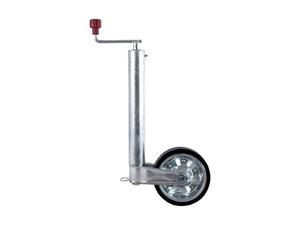Опорное колесо в сборе D60 AL-KO Profi (500 кг)
