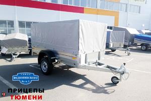 """Прицеп ССТ-7132-02-С """"Самосвал"""""""