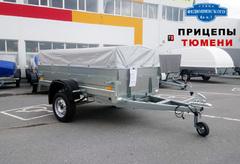 """Прицеп ССТ-7132-2К-С """"Самосвал"""""""
