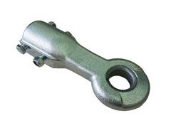 Сцепная петля D50 AL-KO DIN D40/F (3000/120 кг)