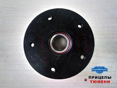 Ступица с подшипником в сборе AL-KO 139,7x5 (750 кг)