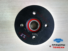 Ступица с подшипником в сборе AL-KO 98x4 (650 кг)
