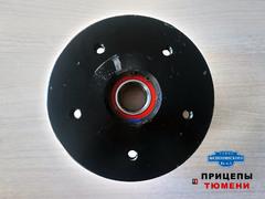 Ступица с подшипником в сборе Knott FNK14 139,7x5 (750 кг)