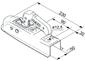 Замковое устройство #50 AL-KO AK 7/D (750/75 кг)